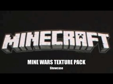 Diamond Finder Texture Pack Showcase: Mine Wars