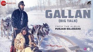 Gallan Official Music | Manj Musik | Candice James | Jaani