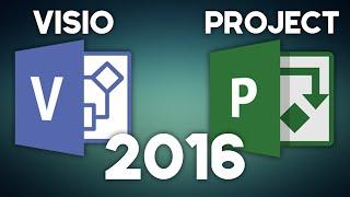 Descargar e Instalar Microsoft Project y Visio 2016 FULL 32 y 64 Bits - CleTutoz