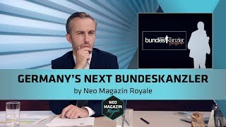 Germany's Next Bundeskanzler by Neo Magazin Royale mit Jan Böhmermann - ZDFneo