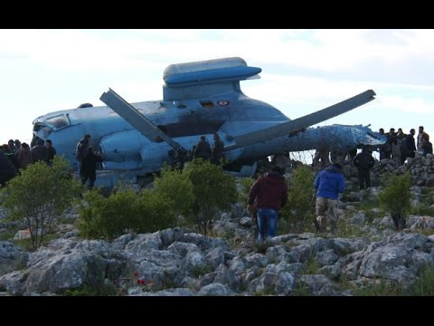 Syrian Military Helicopter Crashes, Crew Captured By Rebels
