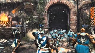 World Premiere - For Honor - E3 2015