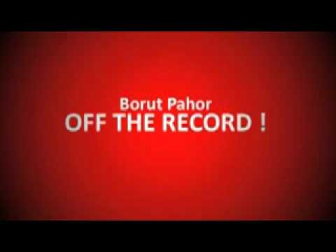 Borut Pahor - Off the record