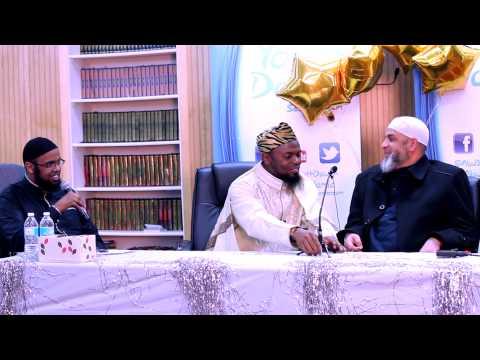 Marriage: Sh. Okasha Hassan, Imam Karim AbuZaid @ Abubakr Islamic Center of WA