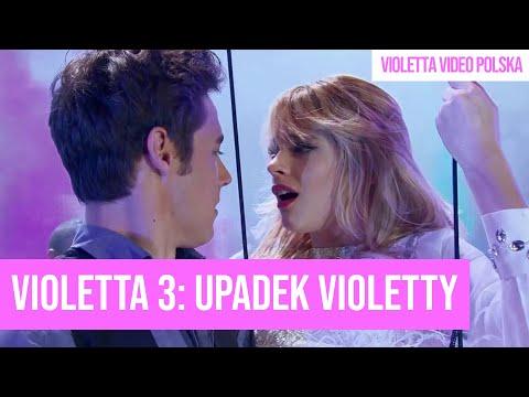 Violetta 3 odc. 1 Upadek Violetty podczas występu. NAPISY PL ! ~ Oglądaj !