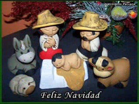 Villancico Navidad en el Perú