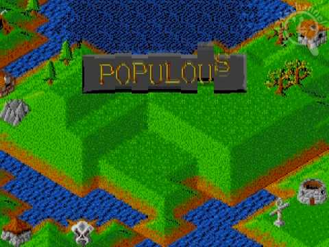 [Intro][Amiga] Populous
