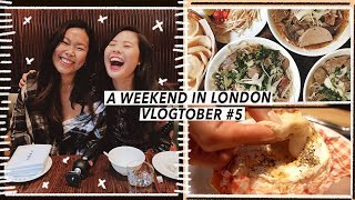 Living in London: Asian Food & Cheese Night