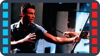 Драка в тюрьме. Один против двоих — «Ордер на смерть» (1990) сцена 4/8 HD