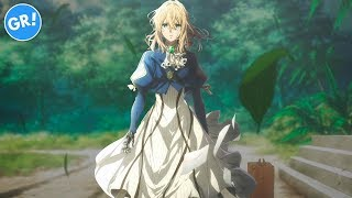 Violet Evergarden | GR Anime Review