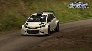 Vid�o Essais Asphalte - Toyota Yaris WRC - St�phane Sarrazin