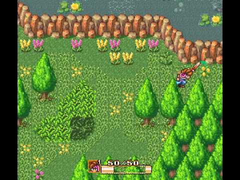 Secret of Mana - Vizzed.com Play - User video