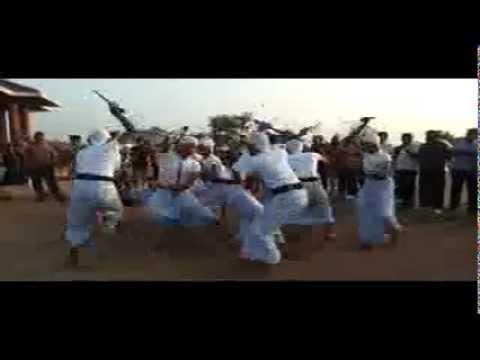 Edarikode School Kolkali Team - Won A Grade With First In Kerala School Kalolsavam 2013 video