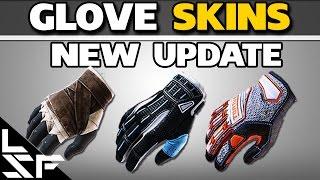 GLOVE SKIN CASE, STEAMGROUPLOBBIES & BUG FIXES - CSGO Update 11/29/16