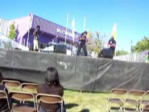 Solano County Fair 2009: Courtney Knott Band Michael Jackson Medley