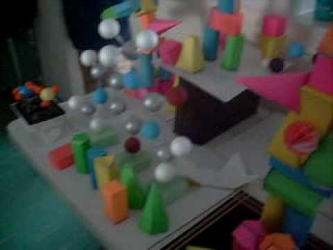 Moleculas inorganicas y organicas
