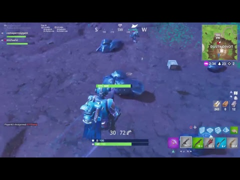 Fortnite blockbuster game(visitor)
