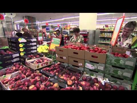 Responding to Sanctions, Russia Bans Imports Of Food From West