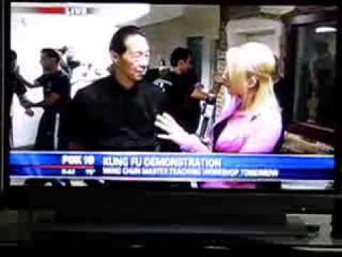 Grandmaster Samuel Kwok Arizona Fox News Segment