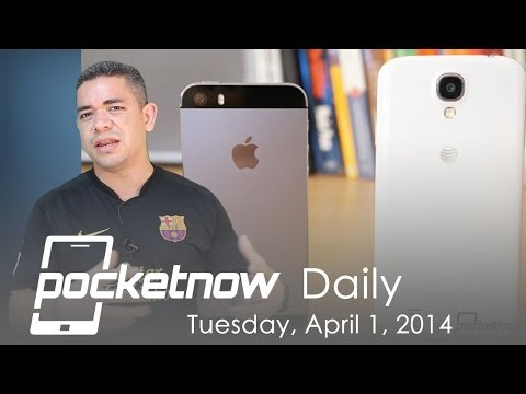 Google Nexus 5 camera updates, Apple vs. Samsung trial begins, Nexus 10 & more - Pocketnow Daily