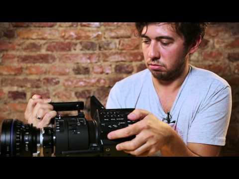 Обзор камер Red Scarlet и Sony FS700