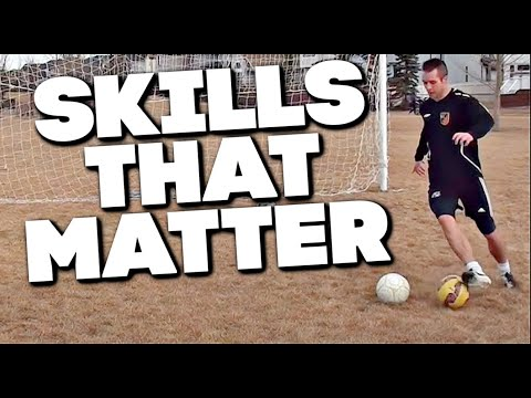 5 Soccer Drills To Improve Dribbling FAST ► U Mean Football Drills ?