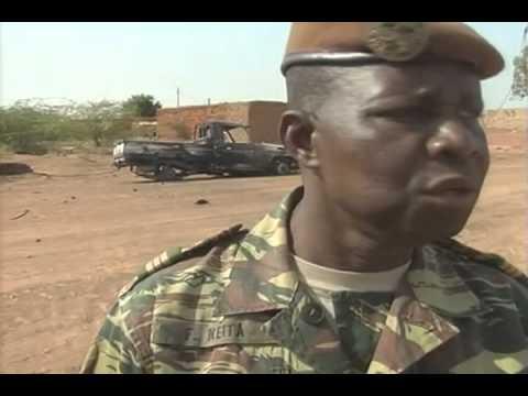 Forças francesas avançam no território do Mali - Repórter Brasil (noite)