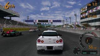 Gran Turismo 3 - Mine's BNR34 Skyline GT-R N1 V-spec base '00 PS2 Gameplay HD