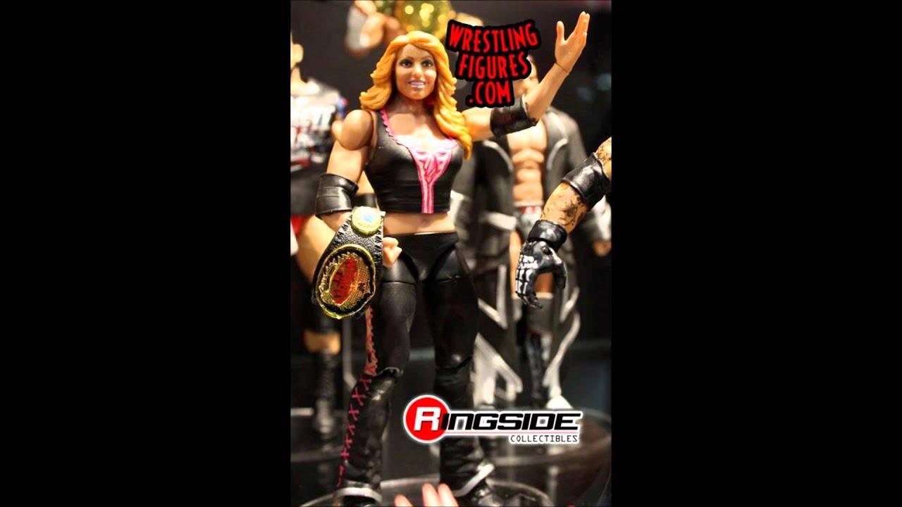 Wwe Kaitlyn Action Figure 2013 New WWE Diva Acti...