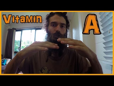 AM I GETTING TOO MUCH VITAMIN A ON A RAW VEGAN FRUIT BASED DIET?