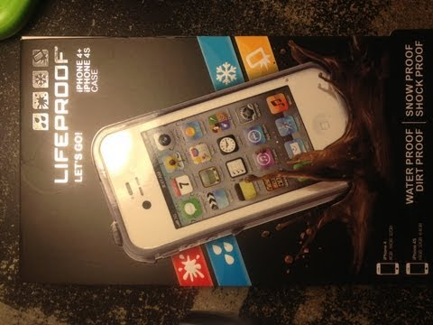 Fake Lifeproof Case - iPhone 4s