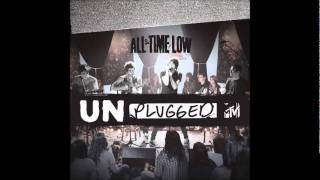 All Time Low - Remembering Sunday (Live From MTV Unplugged)