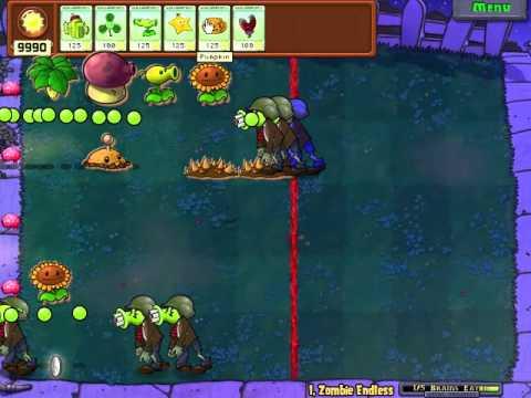 Plants VS Zombies Cheat - I. Zombotany
