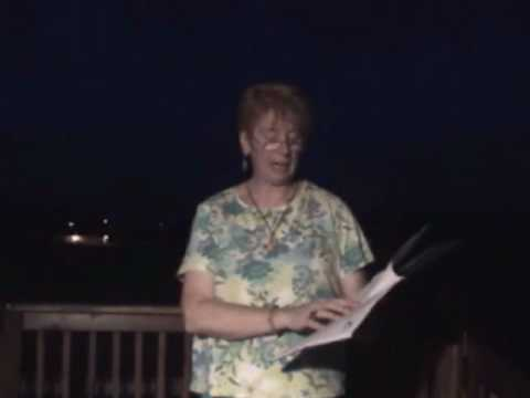 We 3 Sisters by Diane Ambrose recited by Kathy Macedo 7-31-10