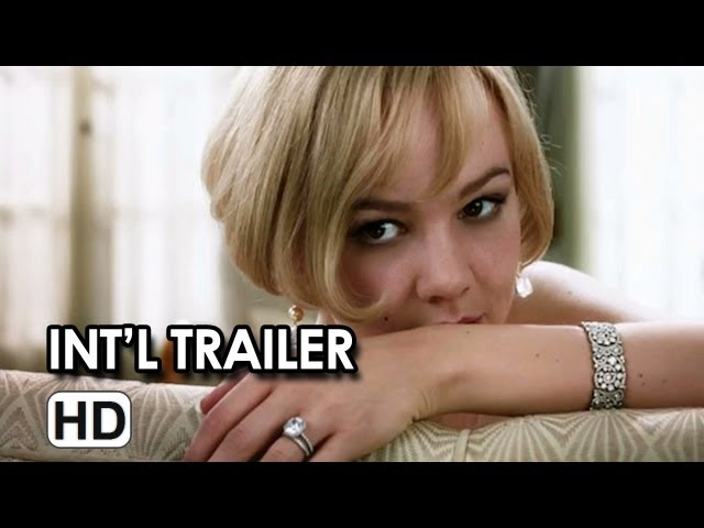 The Great Gatsby International Trailer (2013) - Leonardo DiCaprio