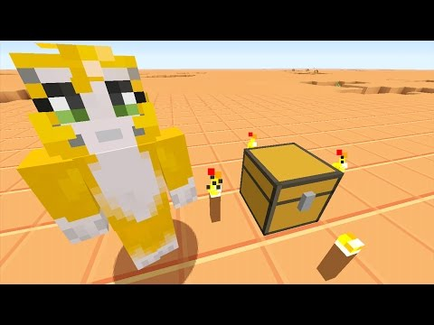 Minecraft Xbox - Stampy Flat Challenge - A Strange New World (1)