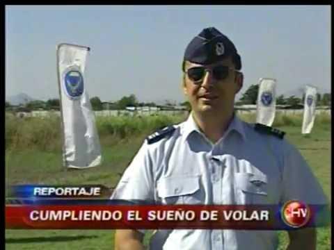 Reportaje Boinas Azules FACh en Chilevisión