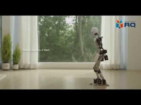 UXA90 robot humanoïde by RoboBuilder