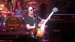 Watch Ace Frehley Rocket Ride video