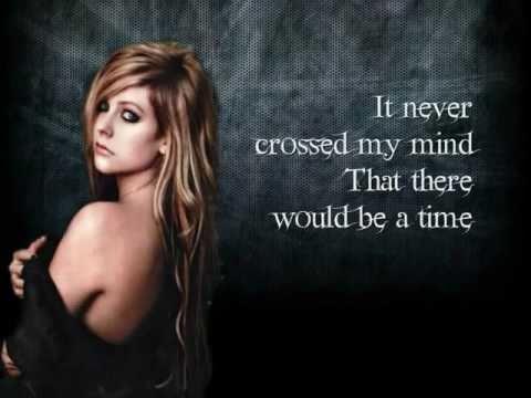 Avril Lavigne - Remember When