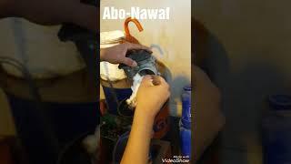 تنظيف الثروتل بوابه الهواء مازدا ٢٠١٦  throttle cleaner mazda6