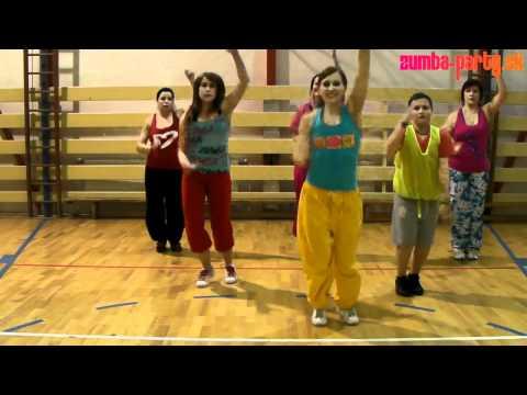 Vengaboys - To Brazil - Zumba choreography by Lucia Meresova...