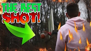 THE ULTIMATE BASKETBALL CHALLENGE!! Someone Caught Fire!!
