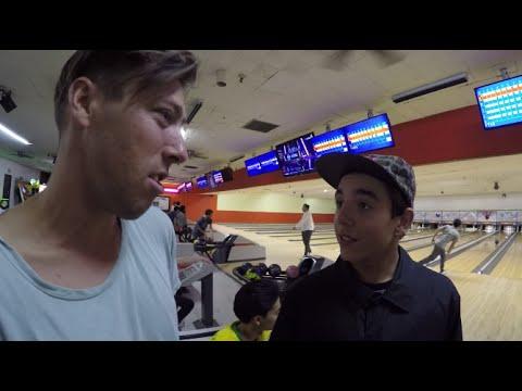 Mikey Taylor vs Alex Midler Bowling