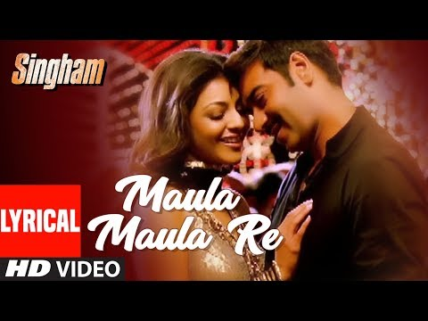 "Lyrical Video: ""Maula Maula"" Re 