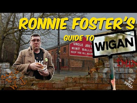 DVD's are avaiilable online....@ http://ronniefoster.bigcartel.com/ Get yours now... Over 70 mins of unseen footage. A must for Wiganers & Ronnie fans alik...