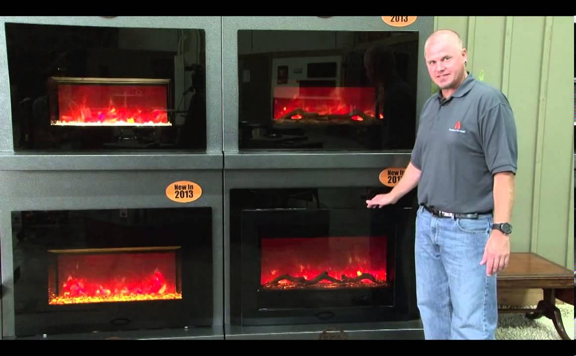Fireplace Xtrordinair Electric Fireplace Inserts Youtube