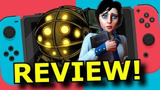 My Brutally Honest Review of BioShock on Nintendo Switch!