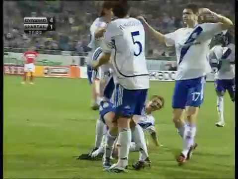 Динамо Киев - Спартак М. ЛЧ-2008/09 (4-1)