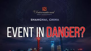 China's ridiculous ban policy could destroy TI9 - Dota 2 News